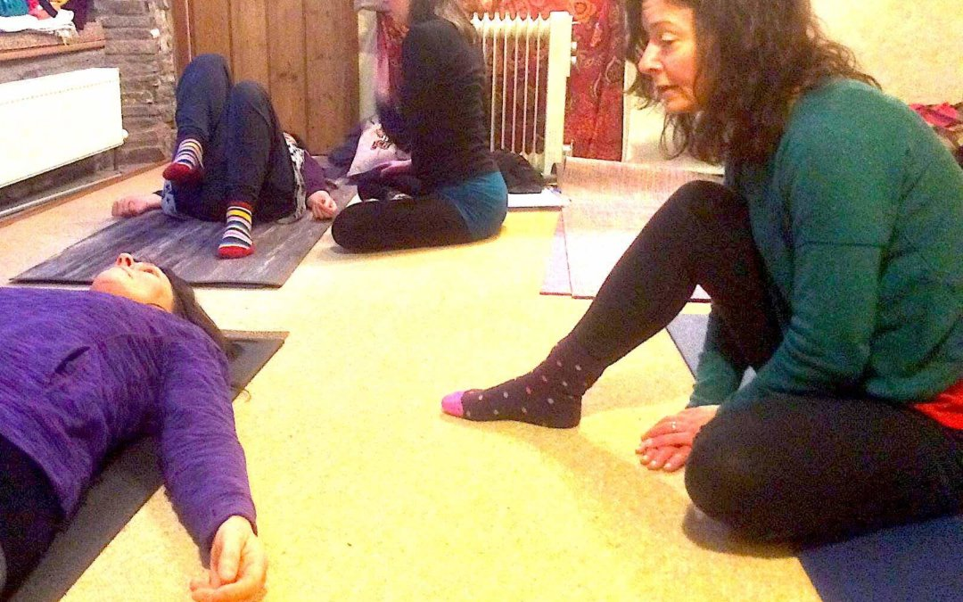 Somatic Movement 'Core' Teacher Training in South Wales